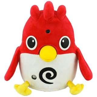 〔鳥形英会話ロボット:Wi-Fi〕 Charpy Chocolate チャーピー 専用テキストブック3冊同梱版