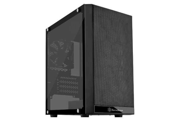 PCケースのおすすめ18選 FRACTAL DESIGN「Core 1100」FD-CA-CORE-1100-BL