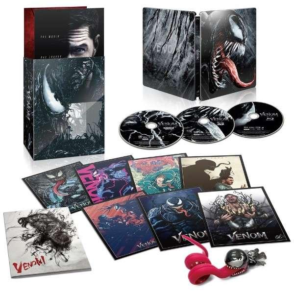 ヴェノム 日本限定プレミアム・スチールブック・エディション 完全数量限定 【Ultra HD ブルーレイソフト】
