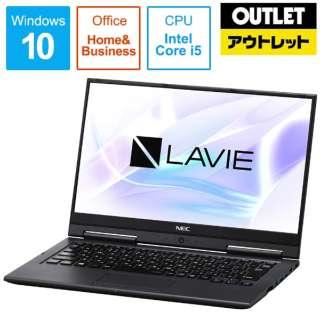 【アウトレット品】 13.3型ノートPC [Office付・Core i5・SSD 128GB・メモリ 4GB] PC-HZ500LAB メテオグレー 【生産完了品】