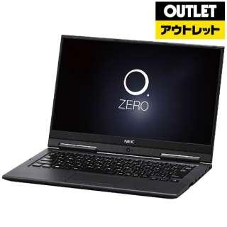 【アウトレット品】 13.3型ノートPC [Office付・Core i5・SSD 256GB・メモリ 4GB] PC-HZ550GAB メテオグレー 【生産完了品】