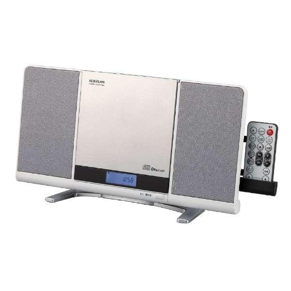 CDラジオ(ラジオ+SD+USBメモリー+CD) SDB4342W ホワイト [Bluetooth対応 /ワイドFM対応]