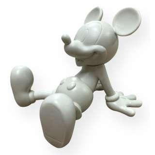 ミッキーマウス マスコットモバイルスタンド グレー