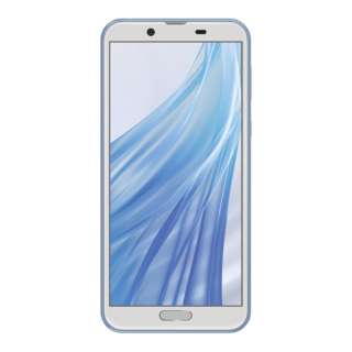 【防水防塵・おサイフケータイ】AQUOS sense2 アーバンブルー「SH-M08」Snapdragon 450 5.5型 IGZO液晶 メモリ/ストレージ:3GB/32GB nanoSIMx1 ドコモ/au対応 SIMフリースマートフォン