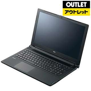 【アウトレット品】 15.6型ノートPC [Core i3・HDD 500GB・メモリ 8GB] PCVJ20LFBGS31U 【数量限定品】