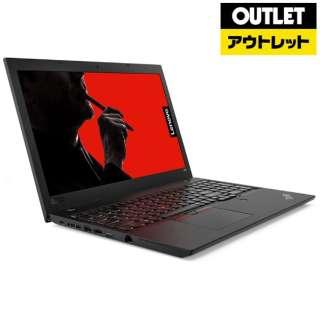 【アウトレット品】 15.6型ノートPC [Office付・Core i5・HDD 500GB ・メモリ 8GB] ThinkPad L580  20LW001MJP ブラック 【生産完了品】