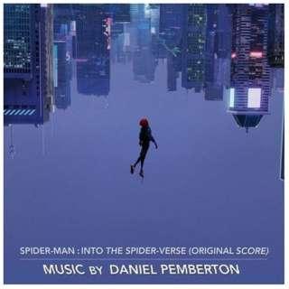 ダニエル・ペンバートン/ 「スパイダーマン:スパイダーバース」オリジナル・サウンドトラック 【CD】 【発売日以降のお届け】