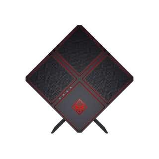 4YT65AA-AAAA ゲーミングデスクトップパソコン OMEN X by HP ブラック [モニター無し /HDD:3TB /SSD:512GB /メモリ:64GB /2019年1月モデル]