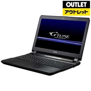 【アウトレット品】 15.6型ゲーミングノートPC [Core i7・HDD 1TB・SSD 128GB・メモリ 16GB・GeForce GTX 1060] BC-GTUNEI67G16N4-LL 【展示品】箱なし