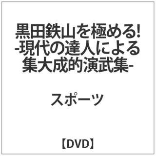 黒田鉄山を極める!-現代の達人による集大成的演武集- 【DVD】