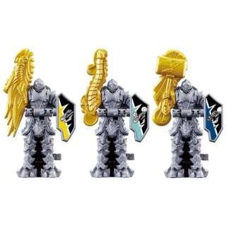 騎士竜戦隊リュウソウジャー リュウソウルシリーズ リュウソウルセット01