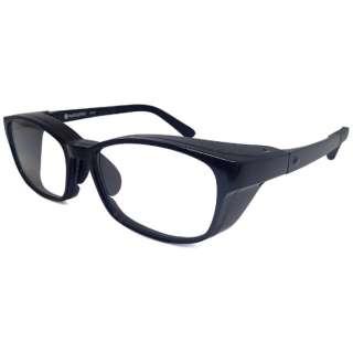 【花粉・アレルギー対策グッズ】医師が考えたハイドロ銀チタンメガネ(ブラック)HD02 1  [度付きレンズ対応]