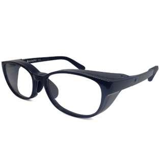 【花粉・アレルギー対策グッズ】医師が考えたハイドロ銀チタンメガネ(ブラック)HD03 1  [度付きレンズ対応]