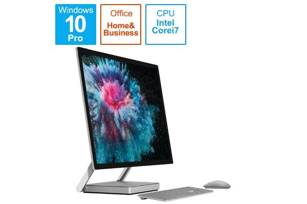 Microsoft「Surface Studio 2」LAH-00023