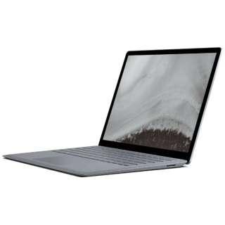 LQN-00058 ノートパソコン Surface Laptop 2(サーフェス ラップトップ2) プラチナ [13.5型 /intel Core i5 /SSD:256GB /メモリ:8GB /2019年1月モデル]