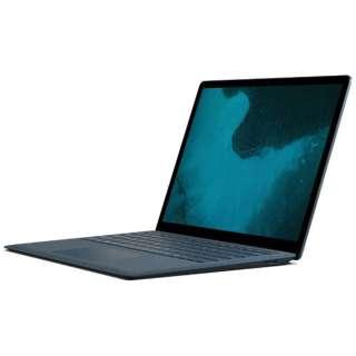 LQQ-00059 ノートパソコン Surface Laptop 2(サーフェス ラップトップ2) コバルトブルー [13.5型 /intel Core i7 /SSD:256GB /メモリ:8GB /2019年1月モデル]