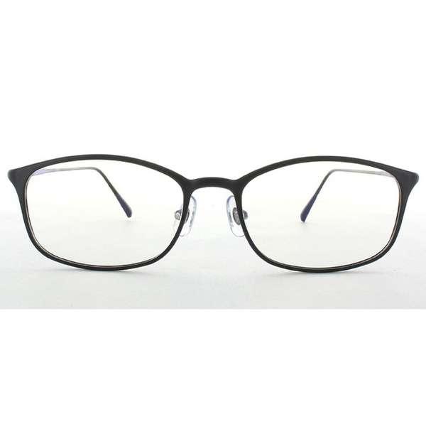 メガネ eye wear AT-WE-09(52)(MBK) マットブラック [度付き /超薄型 /屈折率1.67 /非球面]