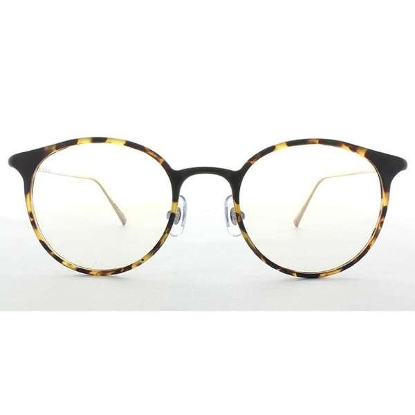 メガネ eye wear AT-WE-07(50)(DML) デミブラウンライト [度付き /超薄型 /屈折率1.67 /非球面]