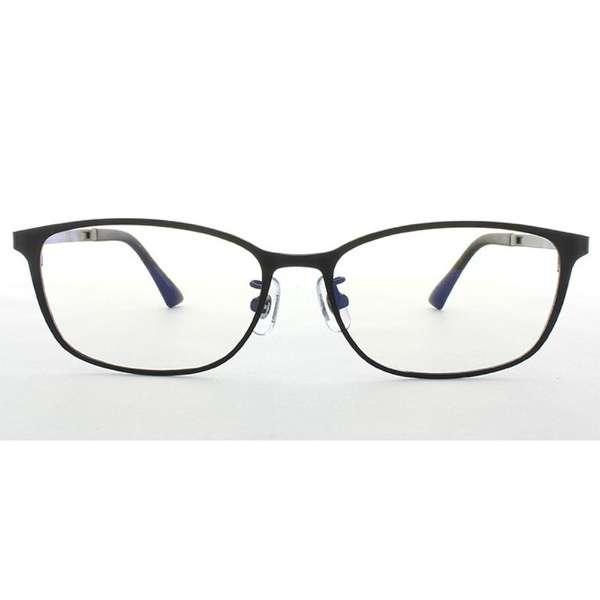 メガネ eye wear AT-WE-12(53)(MBK) マットブラック [度付き /薄型 /屈折率1.60 /非球面 /PCレンズ]