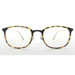 メガネ eye wear AT-WE-08(50)(DML) デミブラウンライト [度無し /薄型 /屈折率1.60 /非球面 /PCレンズ]