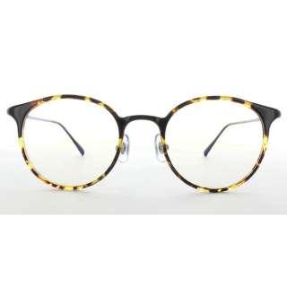 メガネ eye wear AT-WE-07(50)(DMD) デミブラウンダーク [度無し /薄型 /屈折率1.60 /非球面 /PCレンズ]
