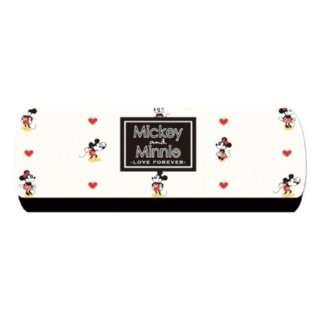 ミッキー&ミニー メガネケース ハートシリーズ(ホワイト)MMH-013