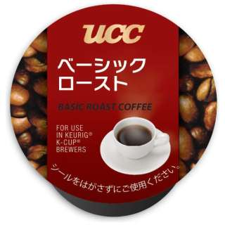 UCCベーシックロースト8g×12(Kカップ)