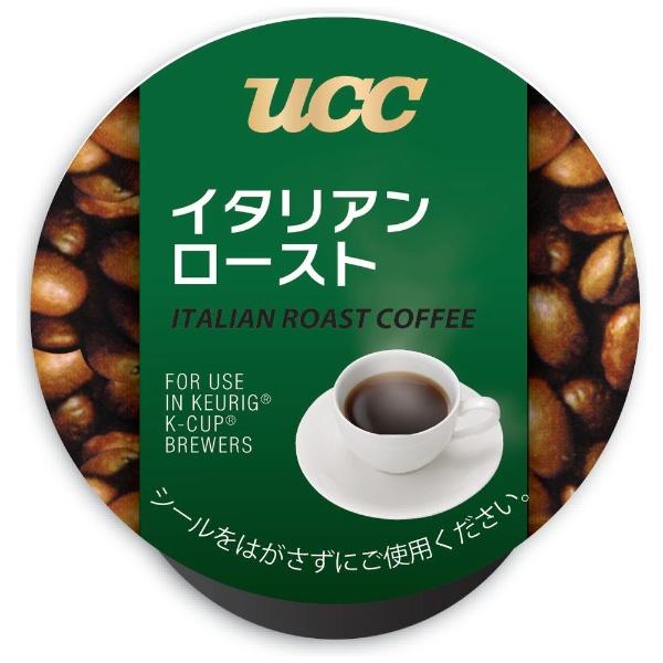 ユニカフェ Kカップ UCC イタリアンロースト 1箱(12個)