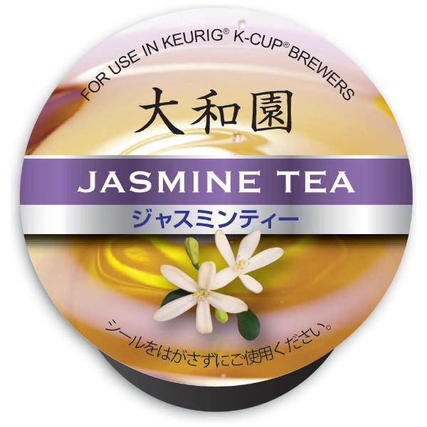 ユニカフェ Kカップ 大和園 ジャスミン茶×12個