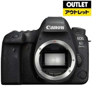 【アウトレット品】 EOS 6D Mark II デジタル一眼レフカメラ [ボディ単体] 【外装不良品】