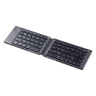 SKB-BT30BK キーボード ブラック [Bluetooth /ワイヤレス]
