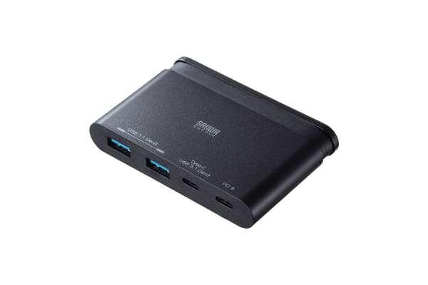 USBハブのおすすめ20選 サンワサプライ USB-3TCH17(4ポート/バスパワー・セルフパワー)