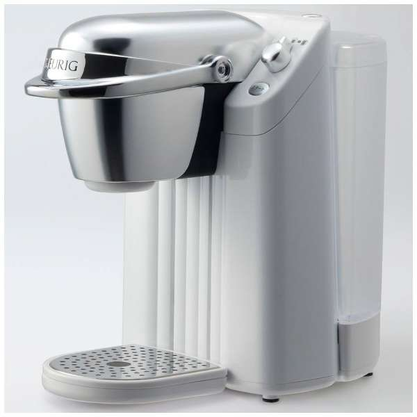 BS200-W カプセル式コーヒーメーカー ネオトレビエ パンナホワイト