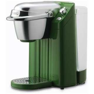 BS200-G カプセル式コーヒーメーカー ネオトレビエ ネイチャーグリーン