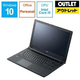 【アウトレット品】 15.6型ノートPC [Office付・Core i5・HDD 500GB・メモリ 4GB] PC-VKT23FB6S4R1 【数量限定品】