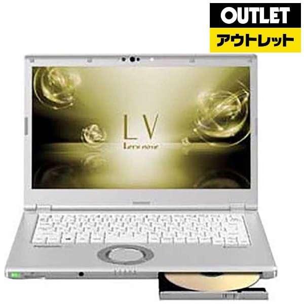 【アウトレット品】 14.0型ノートPC [Win10 Pro・Core i5・SSD 256GB・メモリ 16GB・SIMフリー・Office付] CF-LV7HFBQR 【数量限定品】