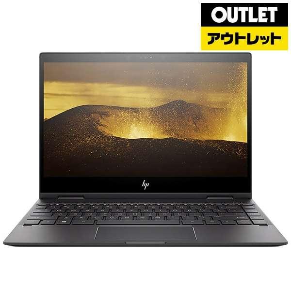 【アウトレット品】 13.3型 ノートPC[Win10 Home・Ryzen 3・SSD 256GB・メモリ8GB]  HP ENVY x360 13-ag0000 4ME09PA-AAAV 【数量限定品】