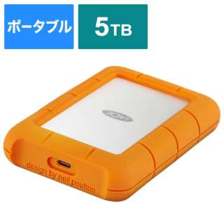 STFR5000800 外付けHDD [ポータブル型 /5TB]