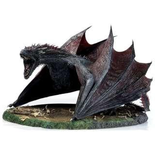 ポリレジン製塗装済みフィギュア 1/6 Game of Thrones(ゲーム・オブ・スローンズ) DROGON(ドロゴン) 【発売日以降のお届け】