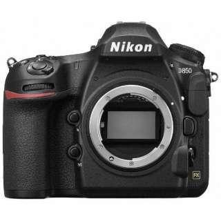 【アウトレット品】 D850 デジタル一眼レフカメラ ブラック [ボディ単体] 【展示品】