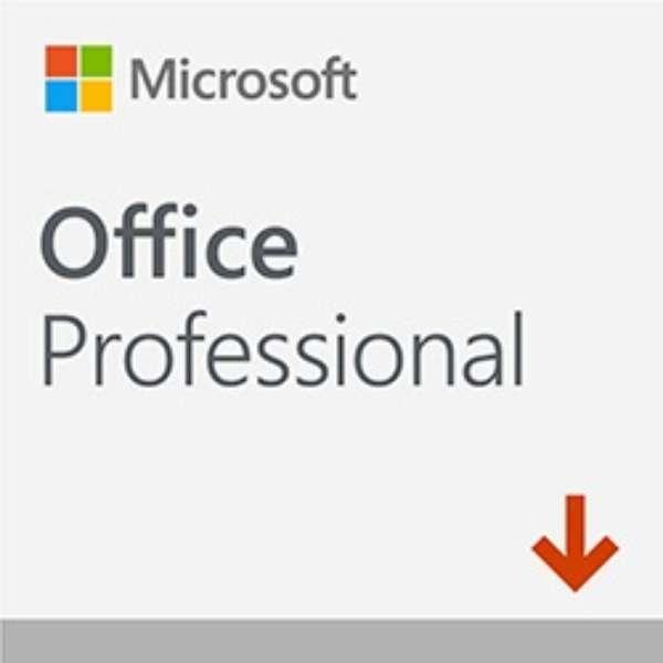 Office Professional 2019 日本語版 [Windows用] 【ダウンロード版】