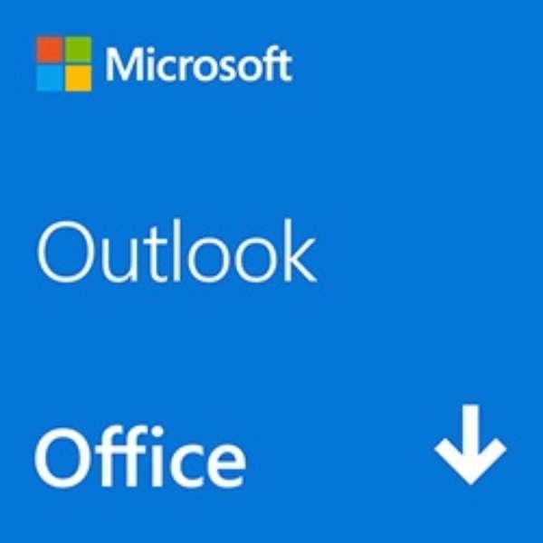 Outlook 2019 日本語版 [Windows用] [Mac用]【ダウンロード版】