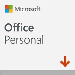 Office Personal 2019 日本語版 [Windows用] 【ダウンロード版 ...
