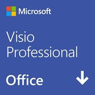 Visio Professional 2019 日本語版 [Windows用] 【ダウンロード版】