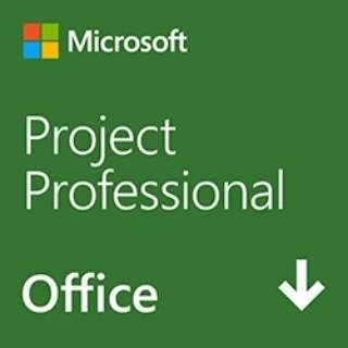 Project Professional 2019 日本語版 [Windows用] 【ダウンロード版】