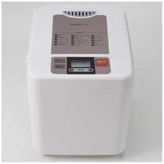BY-B68-WH ホームベーカリー BONABONA ホワイト [1.0斤]
