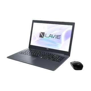 PC-NS700MAB ノートパソコン LAVIE Note Standard(NS700/MAシリーズ) カームブラック [15.6型 /intel Core i7 /HDD:1TB /Optane:16GB /メモリ:8GB /2019年春モデル]
