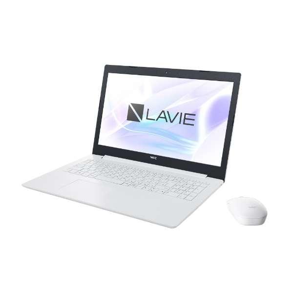 PC-NS300MAW-2 ノートパソコン LAVIE Note Standard(NS300/MAシリーズ) カームホワイト [15.6型 /AMD Ryzen 3 /SSD:256GB /メモリ:8GB /2019年春モデル]