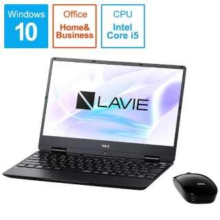 PC-NM550MAB-2 ノートパソコン LAVIE Note Mobile(NM550/MAシリーズ) パールブラック [12.5型 /intel Core i5 /SSD:256GB /メモリ:8GB /2019年春モデル]