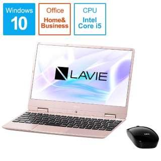 PC-NM550MAG-2 ノートパソコン LAVIE Note Mobile(NM550/MAシリーズ) メタリックピンク [12.5型 /intel Core i5 /SSD:256GB /メモリ:8GB /2019年春モデル]